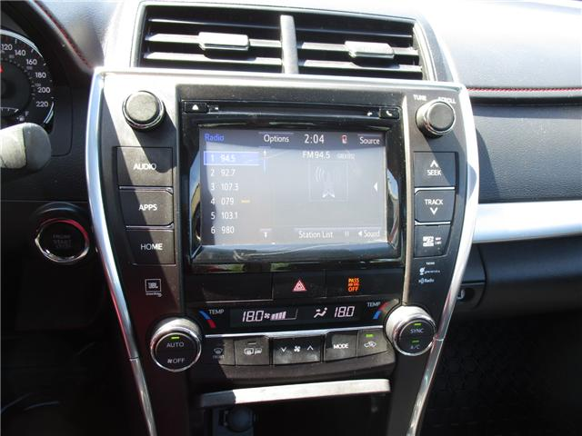 2015 Toyota Camry XSE V6 (Stk: 1880041) in Moose Jaw - Image 30 of 38