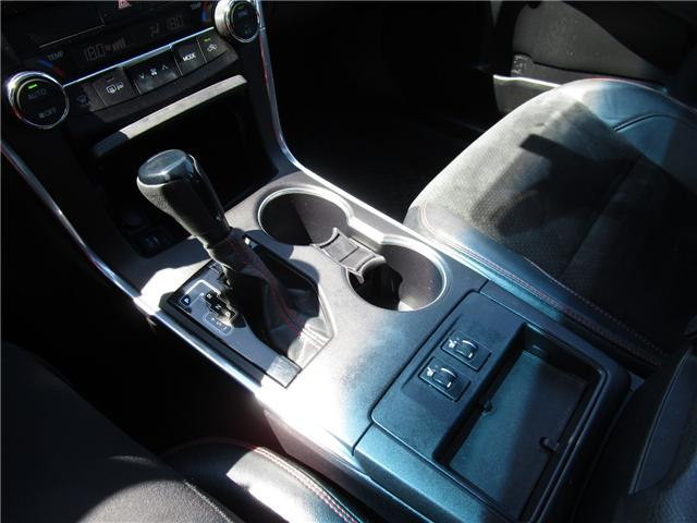 2015 Toyota Camry XSE V6 (Stk: 1880041) in Moose Jaw - Image 35 of 38
