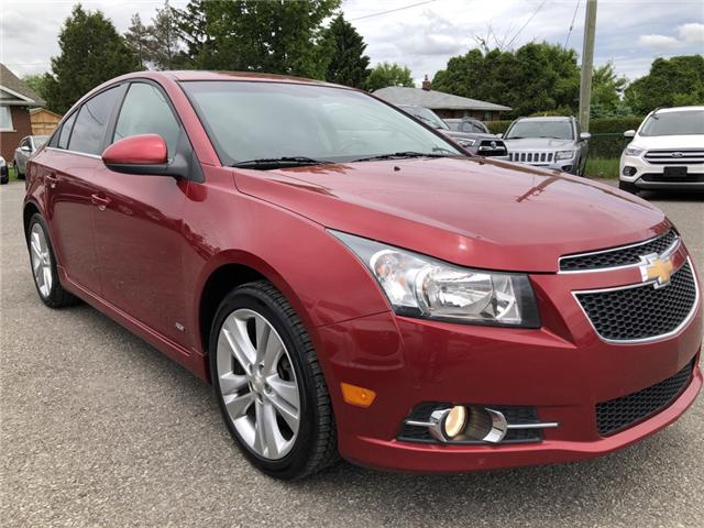 2012 Chevrolet Cruze LT Turbo (Stk: ) in Kemptville - Image 6 of 27