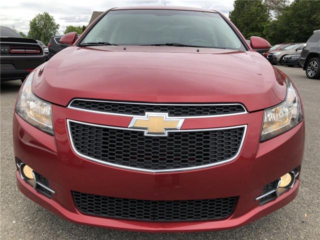 2012 Chevrolet Cruze LT Turbo (Stk: ) in Kemptville - Image 27 of 27