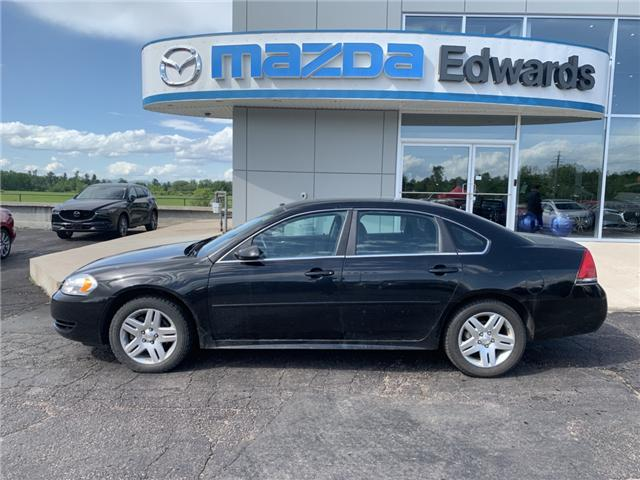 2012 Chevrolet Impala LT (Stk: 21820) in Pembroke - Image 1 of 9