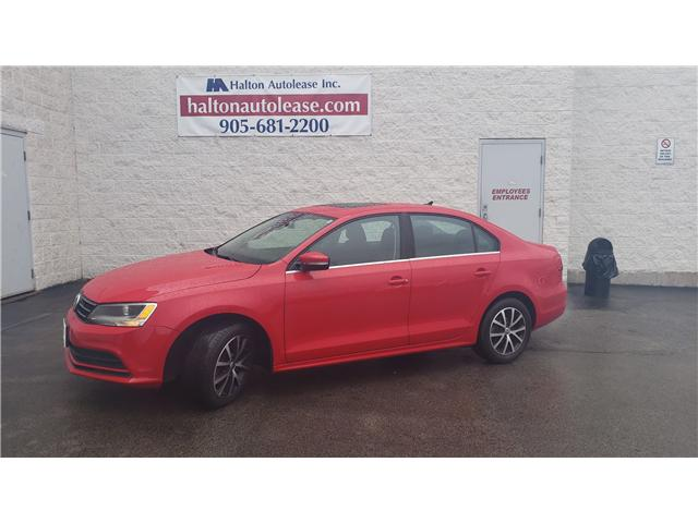 2015 Volkswagen Jetta 1.8 TSI Comfortline (Stk: 310473) in Burlington - Image 1 of 8