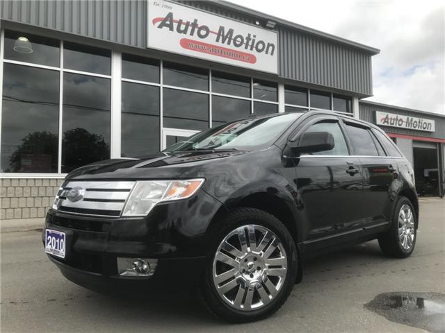2010 Ford Edge Limited (Stk: 19671) in Chatham - Image 1 of 21