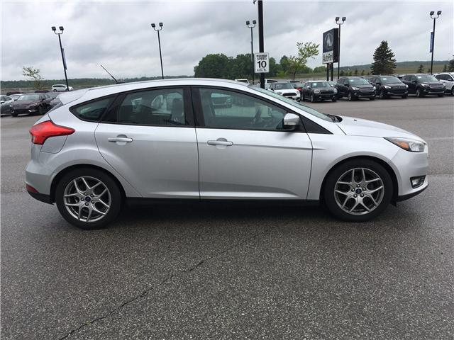 2015 Ford Focus SE (Stk: 15-59113MB) in Barrie - Image 4 of 26