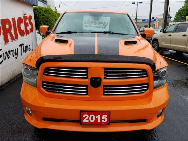 2015 RAM 1500 Sport (Stk: 19-416T) in Oshawa - Image 2 of 17