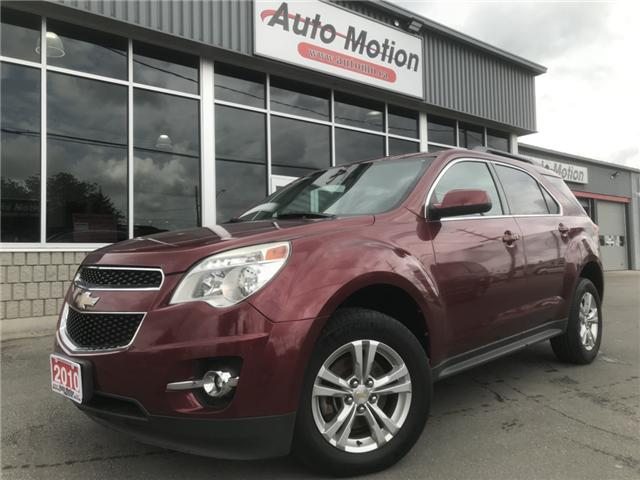 2010 Chevrolet Equinox LT (Stk: 19544) in Chatham - Image 1 of 18