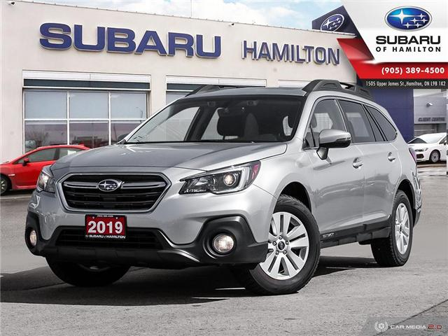 2019 Subaru Outback 2.5i Touring (Stk: S7703) in Hamilton - Image 1 of 27