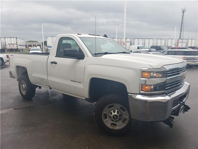 2016 Chevrolet Silverado 2500HD WT (Stk: 307542) in Burlington - Image 1 of 8