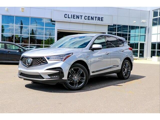 2019 Acura RDX A-Spec (Stk: 18569) in Ottawa - Image 1 of 30