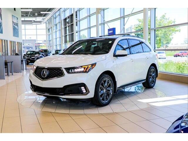 2019 Acura MDX A-Spec (Stk: 18603) in Ottawa - Image 1 of 30