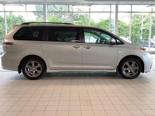 2019 Toyota Sienna SE 7-Passenger (Stk: 21052) in Kingston - Image 7 of 30