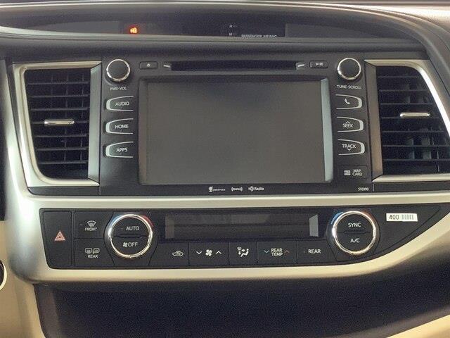 2019 Toyota Highlander XLE (Stk: 21094) in Kingston - Image 17 of 30