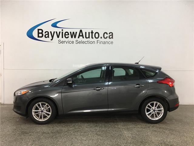 2017 Ford Focus SE (Stk: 35022J) in Belleville - Image 1 of 25