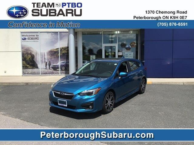 2019 Subaru Impreza Touring (Stk: S3911) in Peterborough - Image 1 of 20