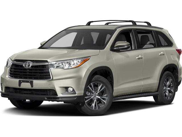 2016 Toyota Highlander XLE (Stk: 232222) in Ottawa - Image 1 of 3
