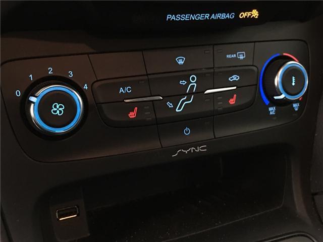 2017 Ford Focus SE (Stk: 35022J) in Belleville - Image 17 of 25