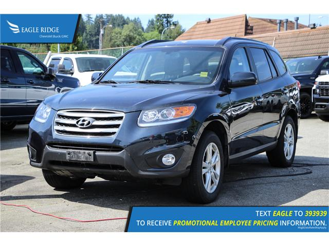 2012 Hyundai Santa Fe Limited 3.5 (Stk: 129281) in Coquitlam - Image 1 of 5