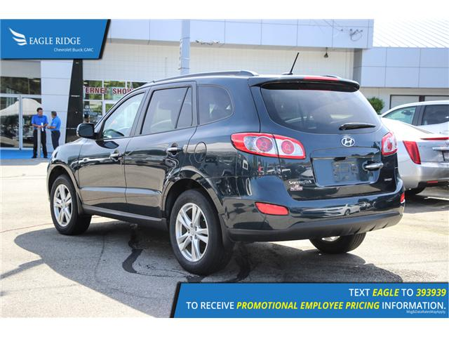 2012 Hyundai Santa Fe Limited 3.5 (Stk: 129281) in Coquitlam - Image 2 of 5