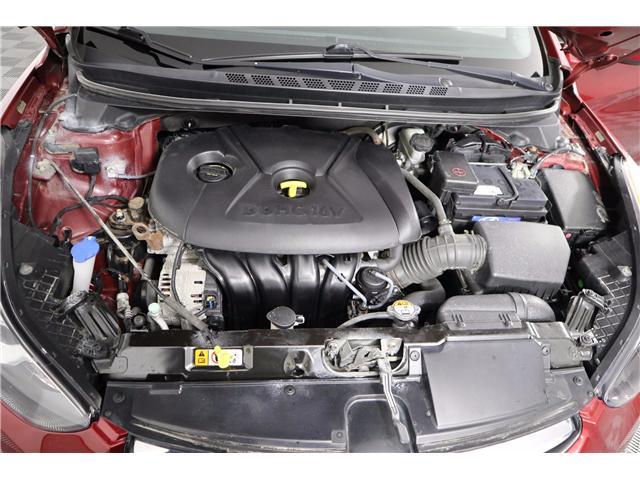 2013 Hyundai Elantra GL (Stk: U-0588) in Huntsville - Image 26 of 27