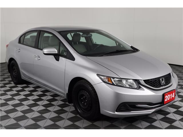 2014 Honda Civic LX 2HGFB2F49EH039572 52492B in Huntsville