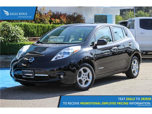 2014 Nissan LEAF SV (Stk: 142318) in Coquitlam - Image 1 of 19
