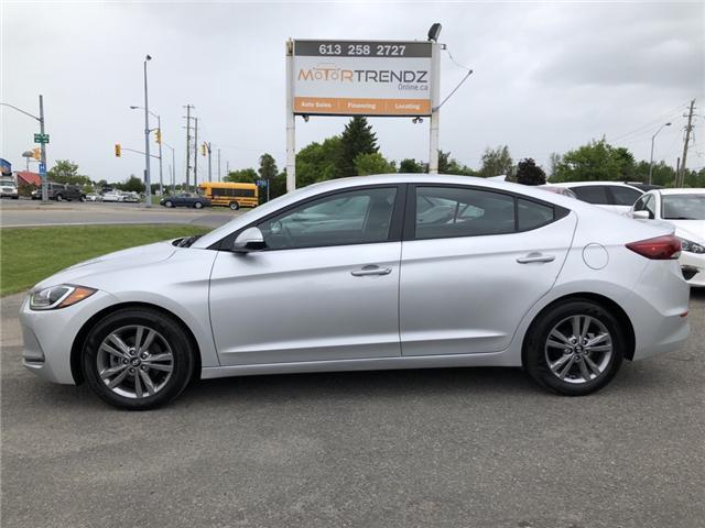 2017 Hyundai Elantra GL (Stk: -) in Kemptville - Image 2 of 28