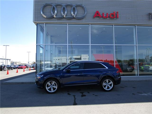 2019 Audi Q8 55 Progressiv (Stk: 190079) in Regina - Image 2 of 30