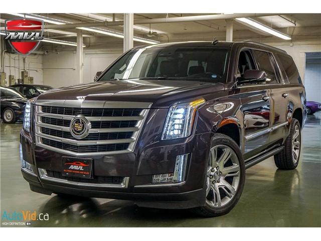 2015 Cadillac Escalade ESV Premium (Stk: ) in Oakville - Image 2 of 37