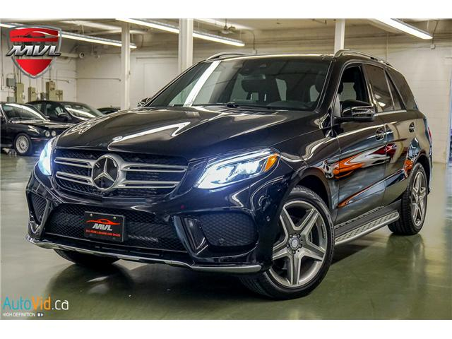 2016 Mercedes-Benz GLE-Class  (Stk: ) in Oakville - Image 2 of 33