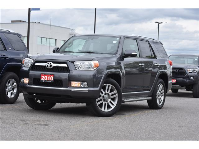 2010 Toyota 4Runner SR5 V6 (Stk: D11521A) in Ottawa - Image 1 of 18