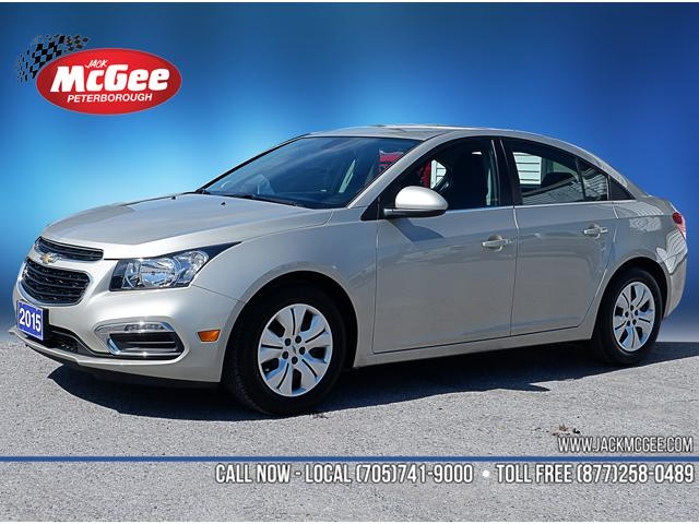 2015 Chevrolet Cruze 1LT (Stk: 19554A) in Peterborough - Image 1 of 15