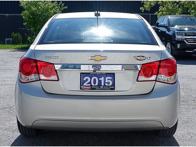 2015 Chevrolet Cruze 1LT 1 4L Turbo, Rear Cam, Rmt Start