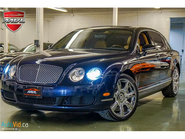 2007 Bentley Continental Flying Spur  (Stk: ) in Oakville - Image 2 of 33