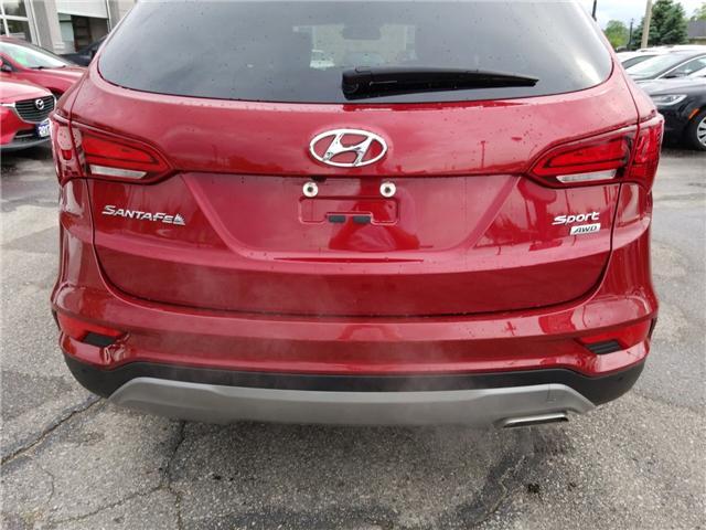 2017 Hyundai Santa Fe Sport 2.4 Luxury (Stk: 406678) in Cambridge - Image 4 of 22