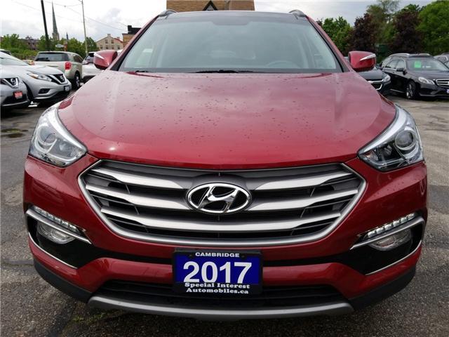 2017 Hyundai Santa Fe Sport 2.4 Luxury (Stk: 406678) in Cambridge - Image 8 of 22