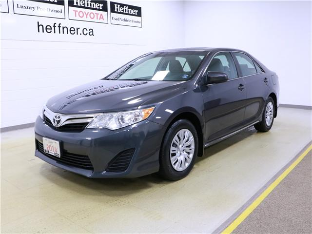 2014 Toyota Camry LE (Stk: 195465) in Kitchener - Image 1 of 31