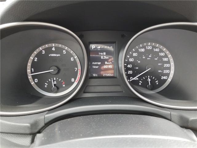 2017 Hyundai Santa Fe Sport 2.4 Luxury (Stk: 406678) in Cambridge - Image 15 of 22