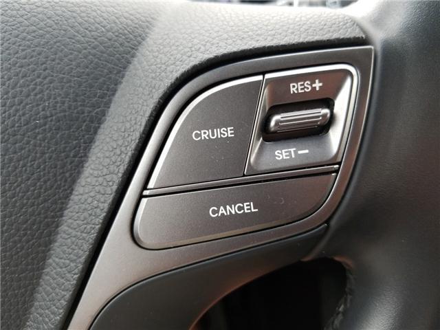 2017 Hyundai Santa Fe Sport 2.4 Luxury (Stk: 406678) in Cambridge - Image 18 of 22