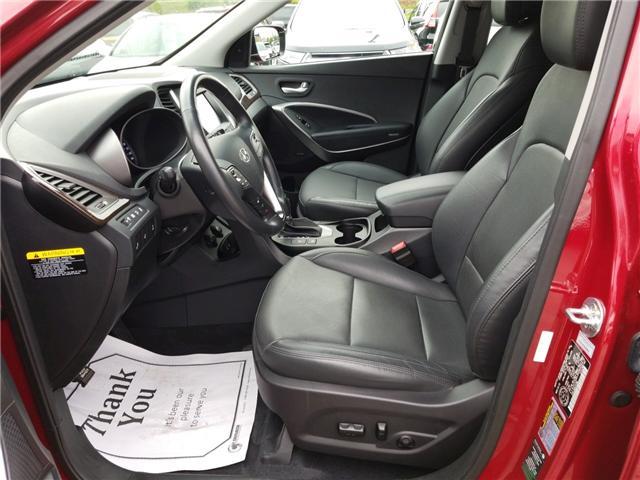 2017 Hyundai Santa Fe Sport 2.4 Luxury (Stk: 406678) in Cambridge - Image 12 of 22