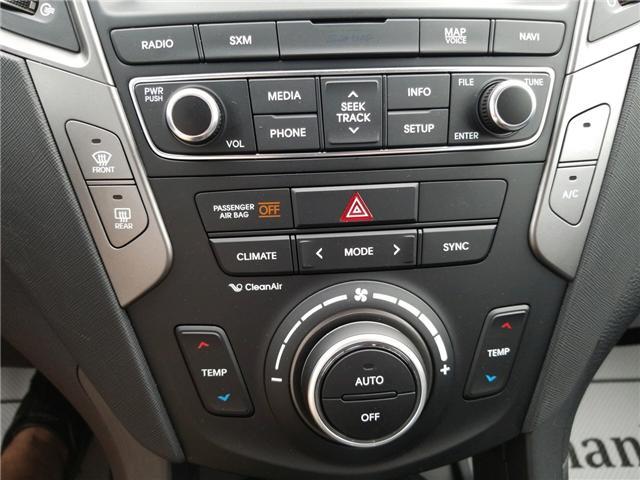 2017 Hyundai Santa Fe Sport 2.4 Luxury (Stk: 406678) in Cambridge - Image 21 of 22