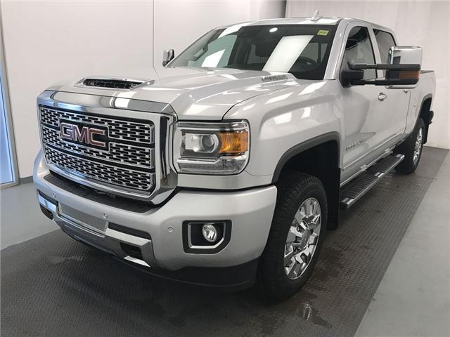 2019 GMC Sierra 2500HD Denali (Stk: 205424) in Lethbridge - Image 2 of 35