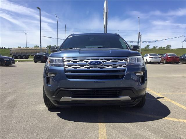 2019 Ford Explorer XLT (Stk: K7864A) in Calgary - Image 2 of 16