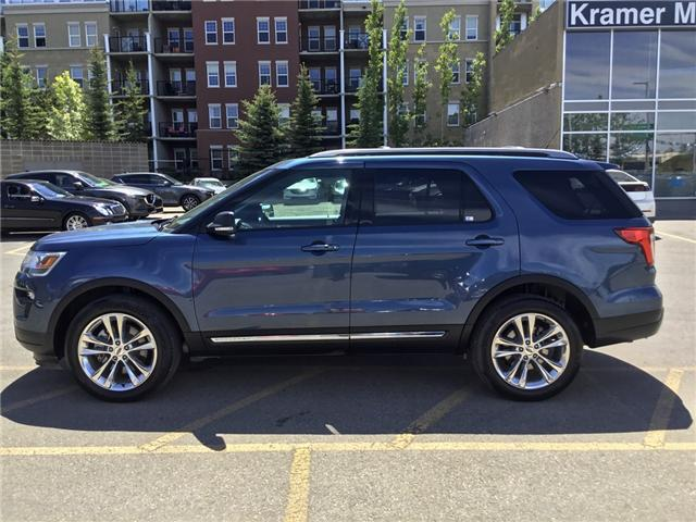 2019 Ford Explorer XLT (Stk: K7864A) in Calgary - Image 8 of 16