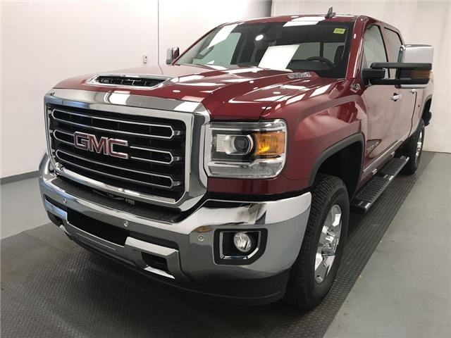 2019 GMC Sierra 3500HD SLT (Stk: 205542) in Lethbridge - Image 2 of 36