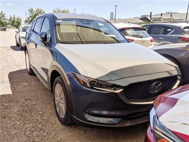2019 Mazda CX-5 GT w/Turbo (Stk: H1814) in Calgary - Image 1 of 10