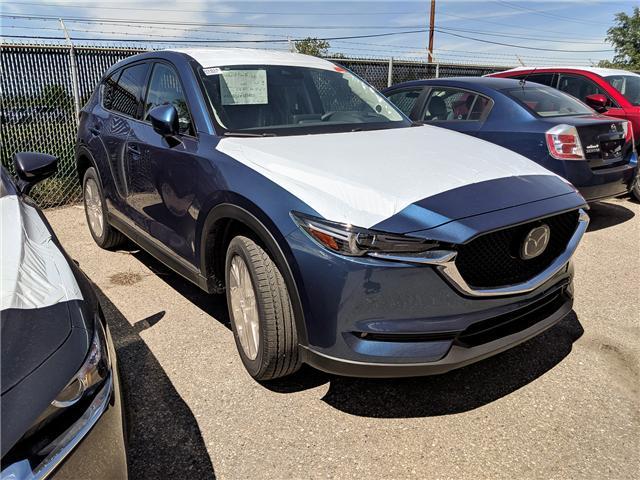 2019 Mazda CX-5 GT w/Turbo (Stk: H1815) in Calgary - Image 1 of 10