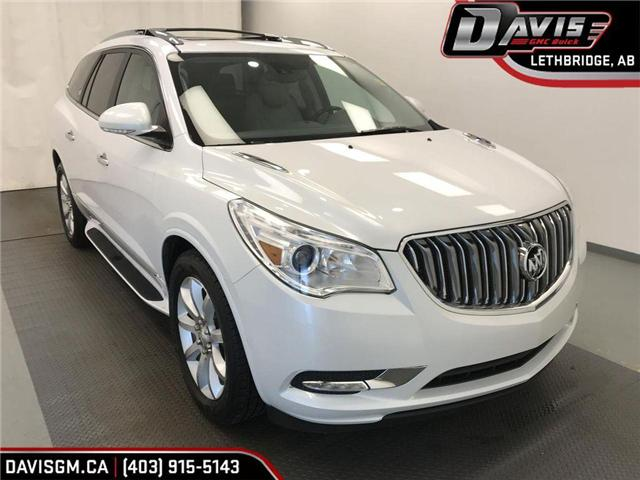 2016 Buick Enclave Premium (Stk: 163026) in Lethbridge - Image 1 of 36