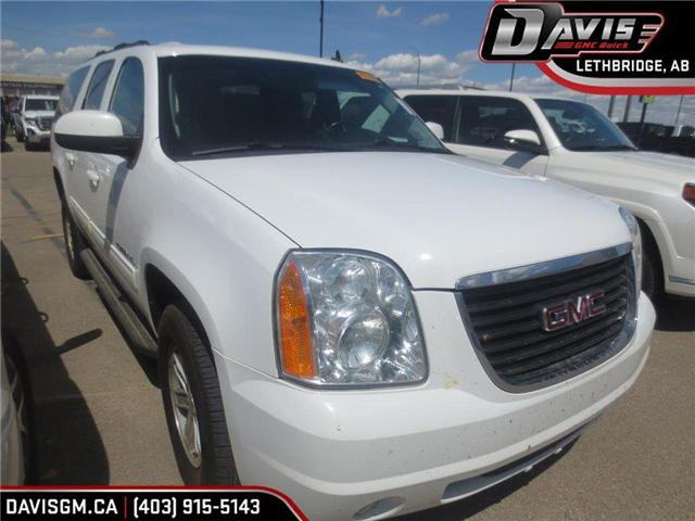2014 GMC Yukon XL 1500 SLT (Stk: 206788) in Lethbridge - Image 1 of 7
