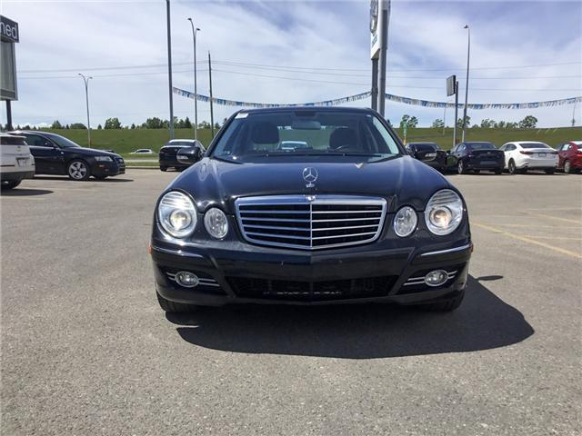 2009 Mercedes-Benz E-Class Base (Stk: K7854A) in Calgary - Image 2 of 15
