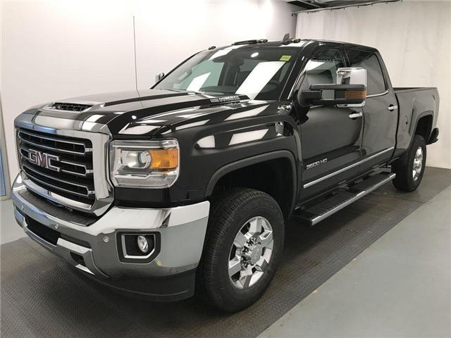 2019 GMC Sierra 3500HD SLT (Stk: 203578) in Lethbridge - Image 2 of 37